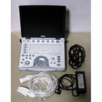 GE Vivid E with New GE 3S-RS Ultrasound Transducer Probe