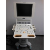 Philips HD15 Ultrasound with 3 Probes
